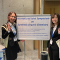 International Joint Symposium on Synthetic Organic Chemistryに参加しました!